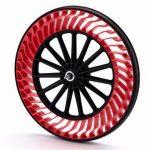 エアフリーコンセプト BS・ブリヂストンの空気が不要な自転車タイヤを発表・写真も公開!