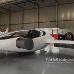 Lilium Jet 垂直離着陸可能な電動飛行機が成功!?写真やyoutube動画を公開!時速や距離も!