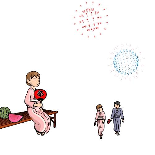 久留米・2018筑後川花火大会のオススメ穴場を紹介!日程や混雑情報を公開!
