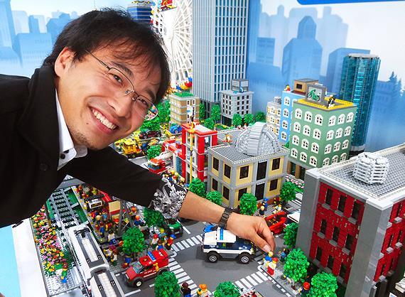 三井淳平のレゴが凄い!お弁当箱や作品と高額なLEGOも公開!