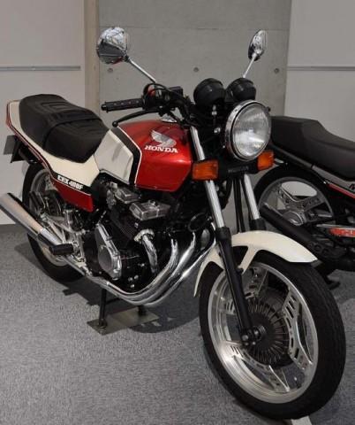 ホンダCBX400Fって?強奪理由や値段と画像や動画も公開!NHKでマグロバイク?
