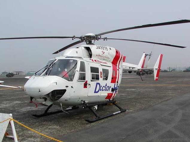 ドクターヘリ着陸失敗で大破!機種や原因と導入費用を公開!