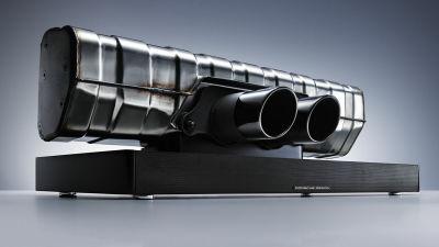 911 サウンドバー Soundbarポルシェ/マフラーのスピーカーがカッコいい!値段やサイズを公開!