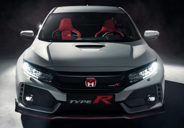 ホンダ新型シビックタイプRが最高320馬力!発売時期や写真と動画を公開!