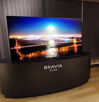 SONY有機ELテレビ「ブラビア A1」発表!値段や発売時期を紹介!