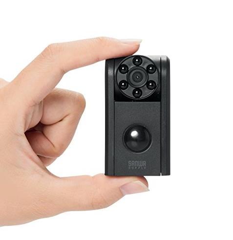 「防犯カメラ 400-CAM062」配線工事不要でUSB充電の価格やスペックを紹介!