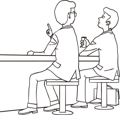 忘年会や飲み会でのスマートな断り方や理由!ダメな断り方!