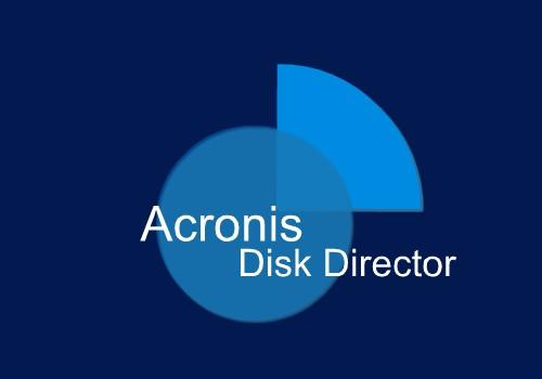 ドライブのパーティション管理ならコレ!?有料・無料から2つ紹介!Acronis Disk Director