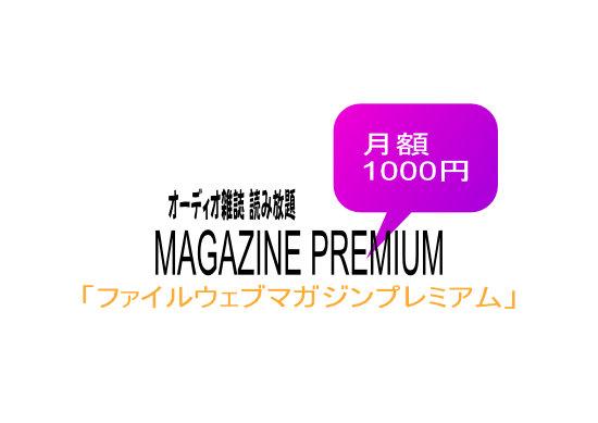 オーディオ雑誌の音元出版が「ファイルウェブマガジンプレミアム」で読み放題!?月額やメリットとデメリットを公開!